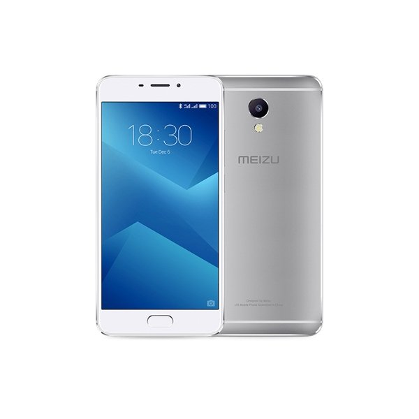 Смартфон Meizu M5 Note 32Gb Silver White смартфоны meizu смартфон meizu m5 32gb m611h 32 gold золотой
