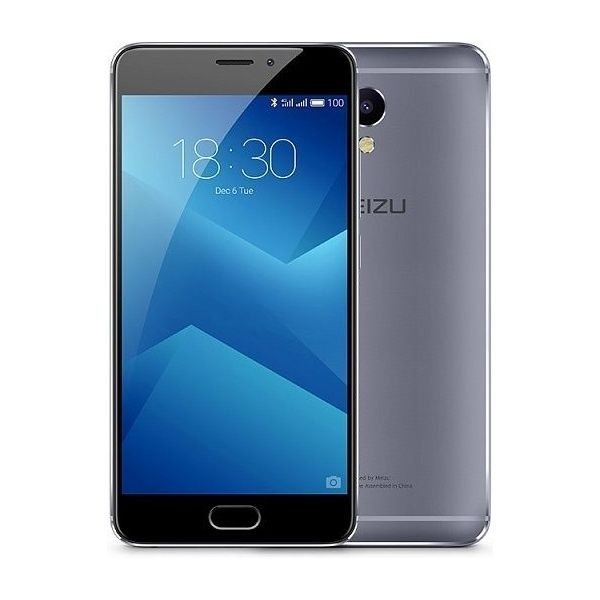 Смартфон Meizu M5 Note 16Gb Black