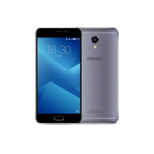 Смартфон Meizu M5 Note 32Gb Gray Black