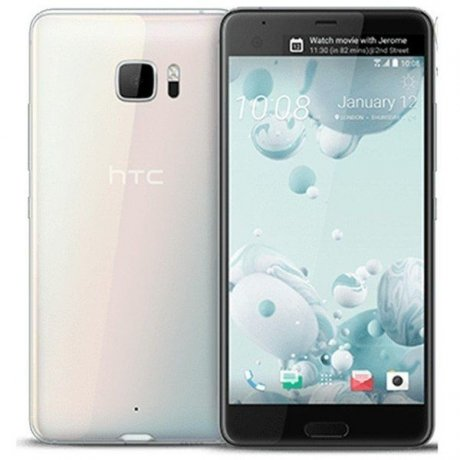 Смартфон HTC U Ultra 64Gb White htc u ultra sapphire blue 64gb