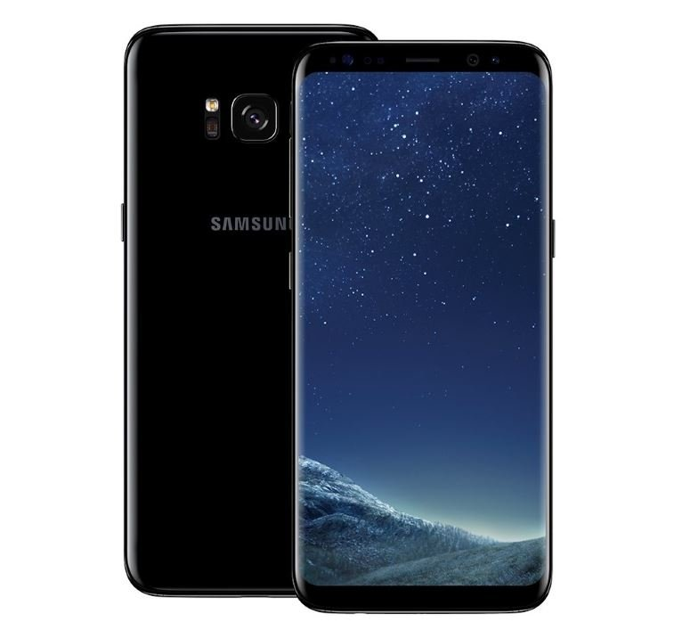 Смартфон Samsung Galaxy S8 SM-G950FD 64Gb Black смартфон samsung galaxy s8 sm g955 64gb жёлтый топаз