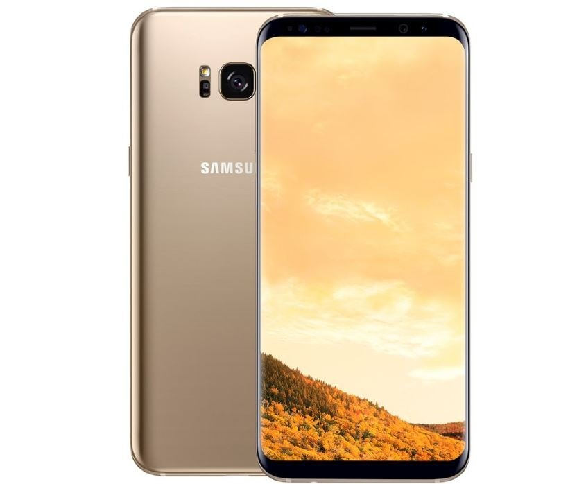 Смартфон Samsung Galaxy S8 SM-G950FD 64Gb Gold цена и фото
