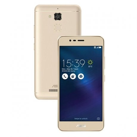Смартфон Asus ZenFone 3 Max ZC520TL 32Gb Gold asus zenwatch 3 wi503q silicon