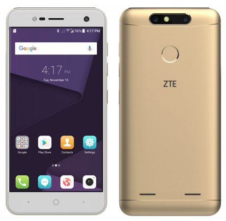 Смартфон ZTE Blade V8 mini LTE Gold