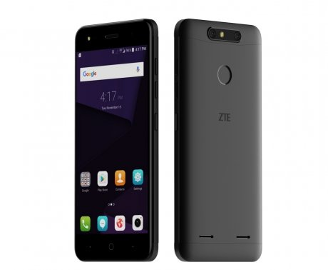 Смартфон ZTE Blade V8 mini LTE Black