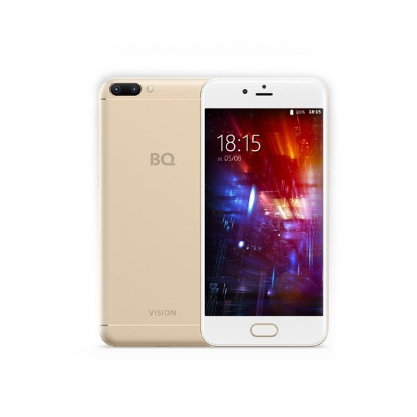 Смартфон BQ Mobile 5203 Vision LTE Gold