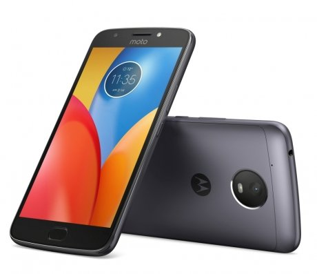 Смартфон Motorola Moto E4 16Gb LTE Iron Grey смартфон motorola moto e4 xt1762 iron gray
