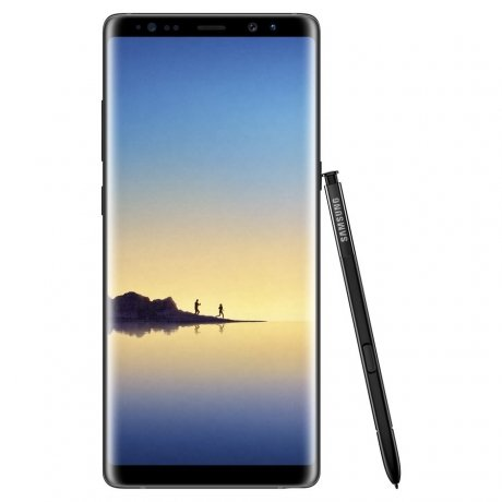 Смартфон Samsung Galaxy Note 8 SM-N950FD Black