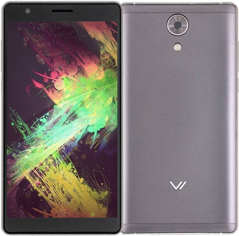Смартфон Vertex Impress Ra 4G Grafit цена и фото