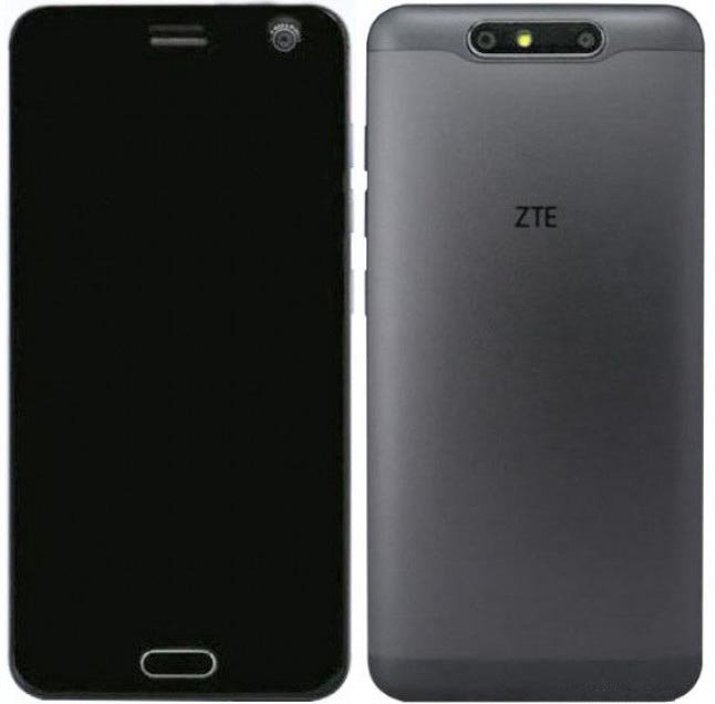 Смартфон ZTE Blade V8 64Gb Black смартфон zte blade v8 mini 32gb gold