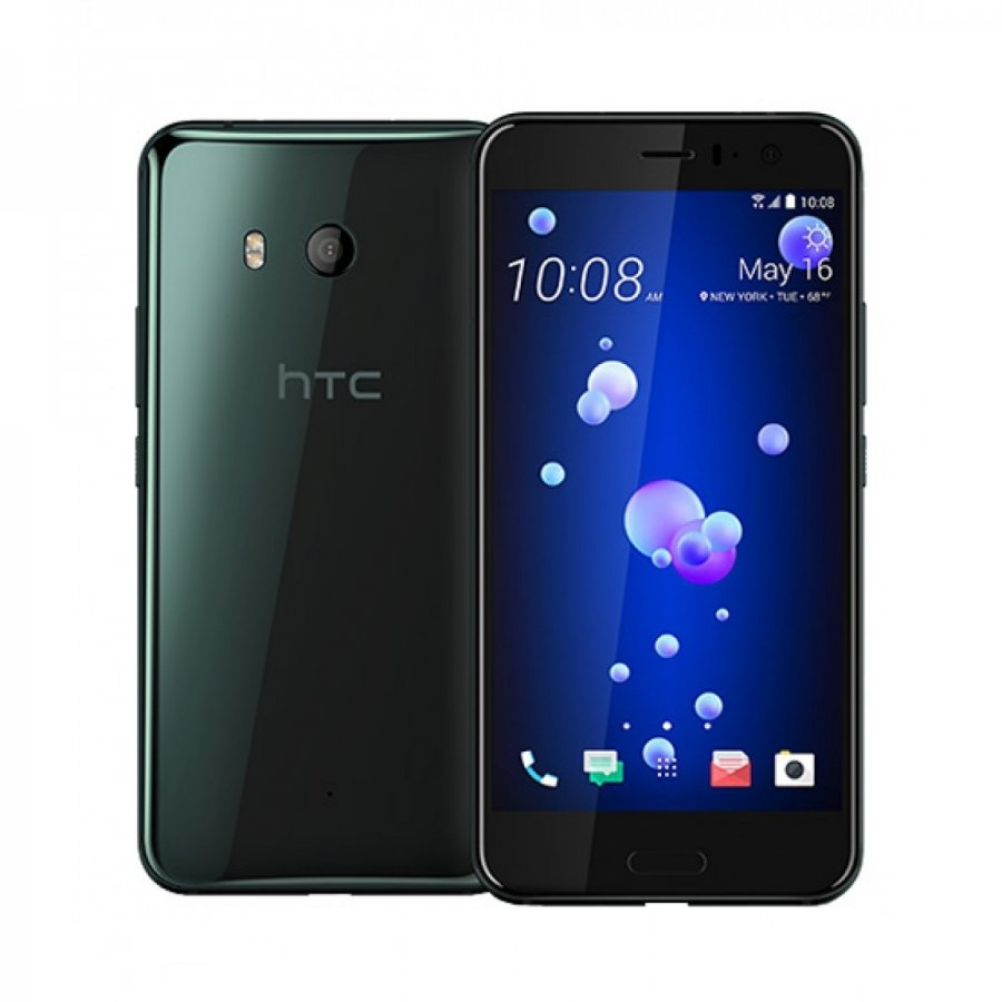 Смартфон HTC U11 128Gb Brilliant Black сотовый телефон htc u11 plus 128gb amazing silver