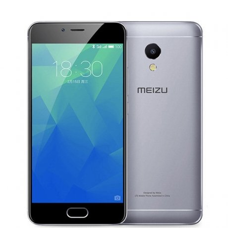 Смартфон Meizu M5s 16Gb M612H Grey смартфон meizu m5s 16gb gray