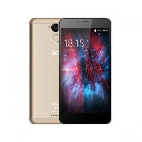 Смартфон BQ Mobile 5510 Strike Power MAX 4G Gold