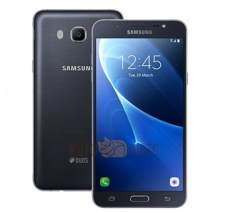 Смартфон Samsung Galaxy J5 (2016) SM-J510FN/DS Black