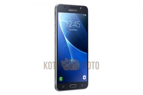 Смартфон Samsung Galaxy J7 (2016) SM-J710 Black