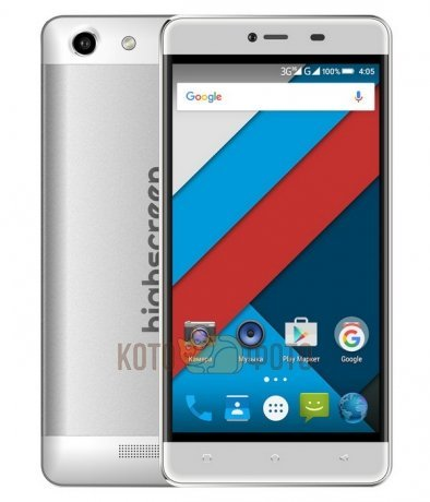 Смартфон Highscreen Power Rage White