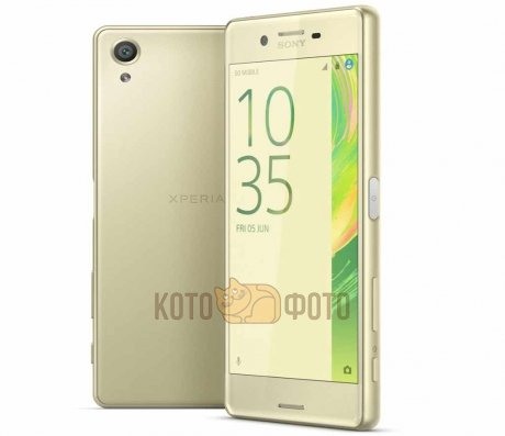 Смартфон Sony Xperia X F5121 Lime Gold смартфон sony xperia x lime gold android 6 0 marshmallow msm8956 1800mhz 5 0 1920x1080 3072mb 32gb 4g lte [f5121lime gold]