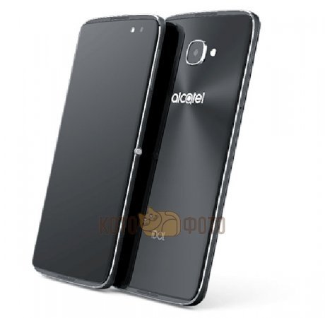 Смартфон Alcatel One Touch Idol 4 6055K Dark Grey html5 canvas开发详解 第2版