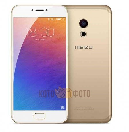 Смартфон Meizu Pro 6 64Gb Gold White  смартфон meizu pro 6 64gb gold android 6 0 marshmallow mt6797t 2500mhz 5 2 1920x1080 4096mb 64gb 4g lte [m570h 64gb gold]