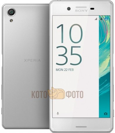 Смартфон Sony Xperia X Performance Dual F8132 White смартфон sony xperia x dual white android 6 0 marshmallow msm8956 1800mhz 5 0 1920x1080 3072mb 64gb 4g lte [f5122 white]