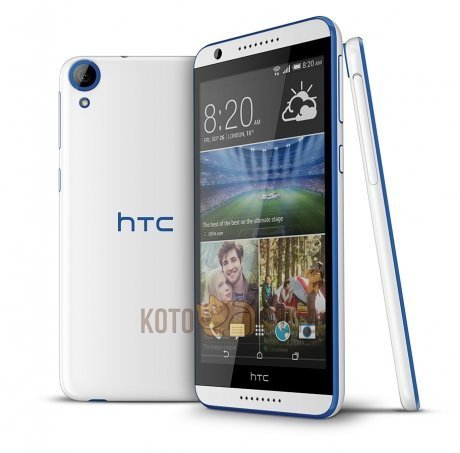 Смартфон HTC Desire 830 Dual Sim White Blue htc u ultra sapphire blue 64gb