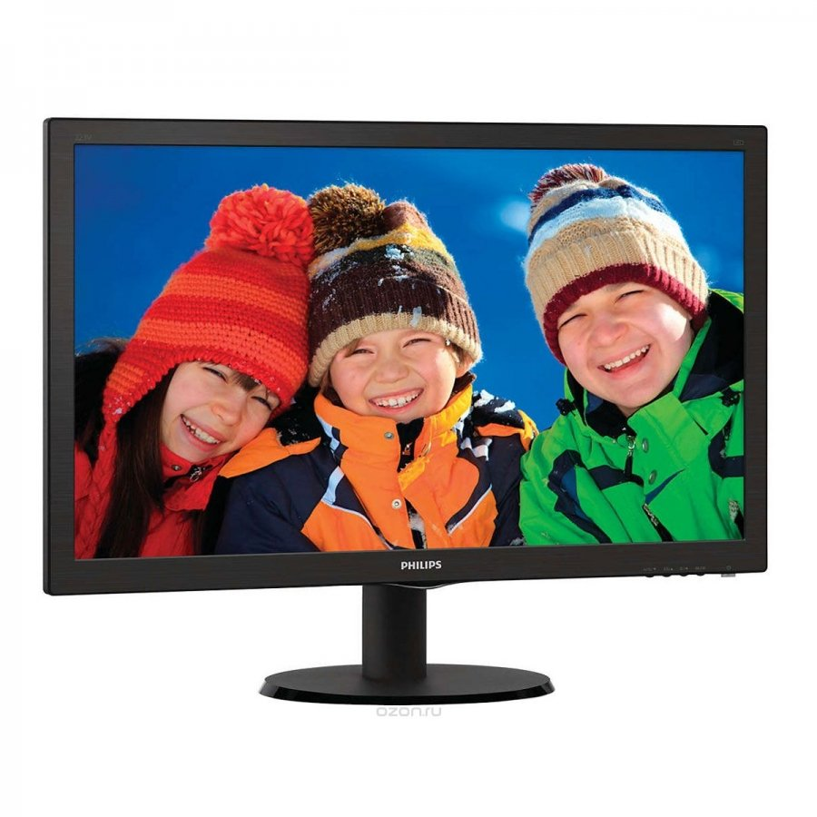 Монитор PHILIPS 223V5LSB (10/62) монитор philips 223v5lsb 10 62