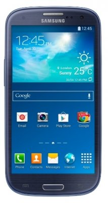 Сотовый телефон Samsung Galaxy S3 Neo I9301 16Gb Blue