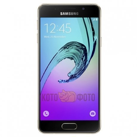 Смартфон Samsung Galaxy A5 SM-A510F 16Gb Black