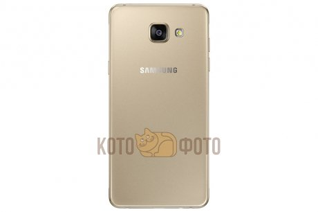 Смартфон Samsung Galaxy A5 SM-A510F (2016) 16Gb Gold