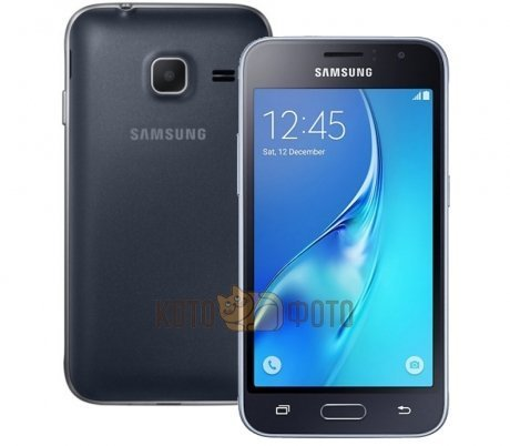 Смартфон Samsung Galaxy J1 mini SM-J105H/DS 8Gb Black samsung galaxy j1 mini 2016 sm j105h 8gb black