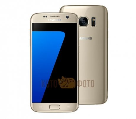 Смартфон Samsung Galaxy S7 SM-G930FD 32Gb Gold