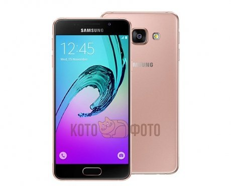 Смартфон Samsung Galaxy A3 (2016) SM-A310F/DS Pink Gold смартфон samsung galaxy a3 2016 sm a310f ds pink gold