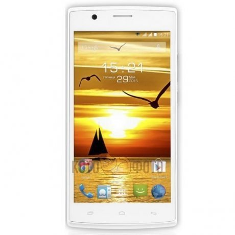 Смартфон Fly FS451 Nimbus 1 White