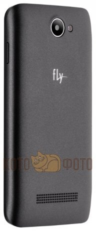 Смартфон Fly FS403 Cumulus 1 Black