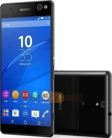 Смартфон Sony Xperia C5 Ultra Dual E5533 Black bilingual sherlock holmes book part i a study in scarlet in chinese and english