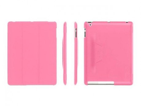 Griffin Intellicase for iPad Pink
