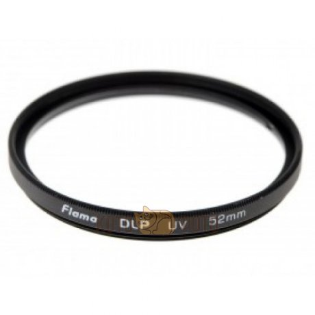 Светофильтр FLAMA UV 52 mm
