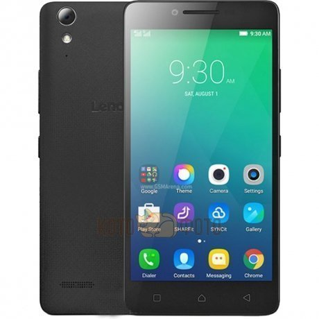 Смартфон Lenovo A6010 16Gb Black