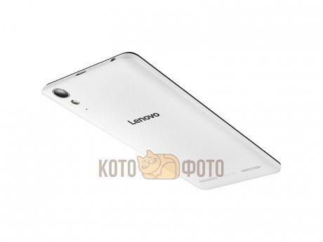 Смартфон Lenovo A6010 16Gb White