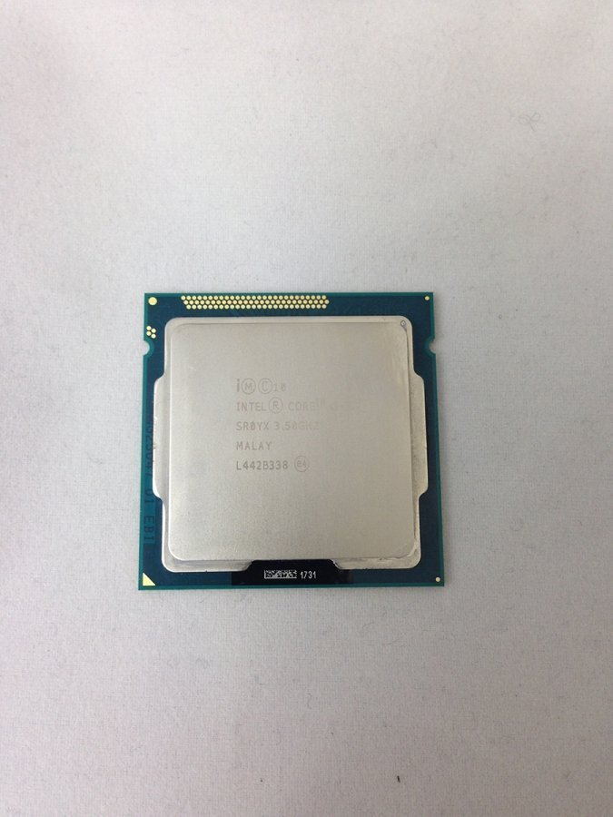 цена на Процессор Intel Original Core i3-3250 LGA1155 (3.5/3Mb) (CM8063701392200S R0YX) OEM уцененный