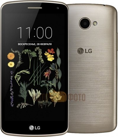 Смартфон LG K5 X220DS Black Gold