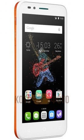 Cмартфон Alcatel One Touch 7048X Go Play LTE Orange White