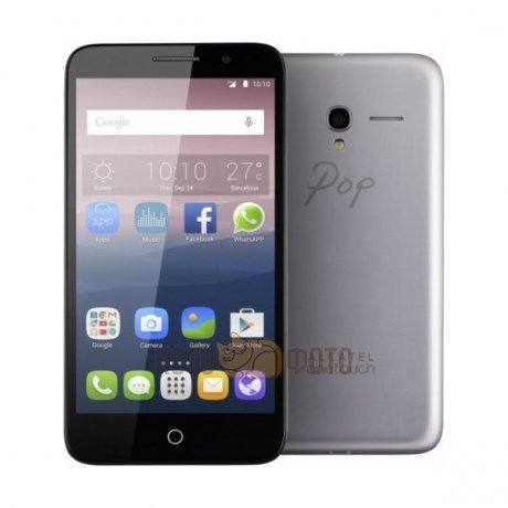 Смартфон Alcatel One Touch POP STAR 4G 5070D Slate