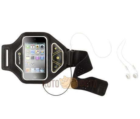 Чехол на руку для Apple iPod Touch 4 AeroSport Control <GB01721>