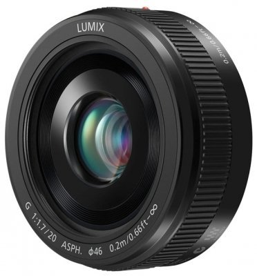 Объектив Panasonic 20mm f 1.7 II Aspherical (H-H020A)