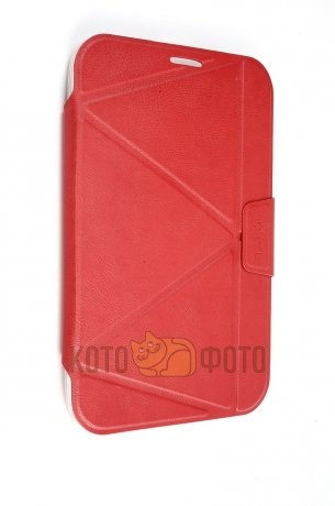 Чехол Core Smart Case для Samsung Galaxy Note N5100 Red