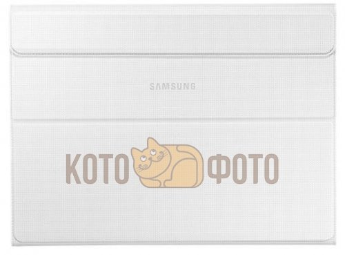 Чехол Samsung Book Cover для SM-T800/805 Белый чехол samsung simple cover для sm t700 705 синий