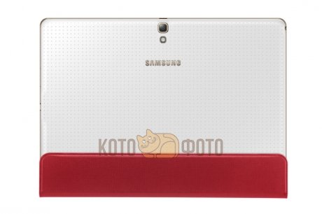 Обложка Samsung Simple Cover для SM-T800;805 Красный