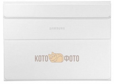 Чехол Samsung Simple Cover для SM-T800/805, белый