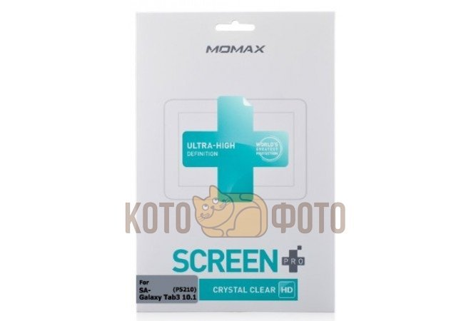 Momax Защитная пленка Crystal Clear for Samsung Galaxy Tab3 10.1 momax e8 f1a2gbu 3 7v 1650mah battery for samsung galaxy s2 i9100